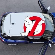 Ghostbusters Logo Zephyr Man Full Color Car Decal Sticker Kc 238 Frst