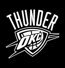 Oklahoma City Thunder Decal North 49 Decals