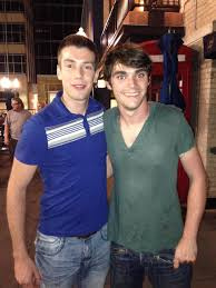 Ran into RJ Mitte last night. Neither of us were very sober. : breakingbad