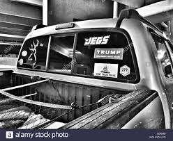 Confederate Flag Truck High Resolution Stock Photography And Images Alamy