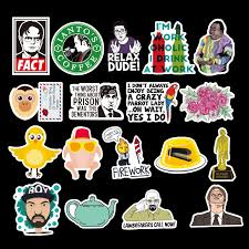Dwight The Office Vinyl Decal 6 Inch Car Decal Laptop Decal