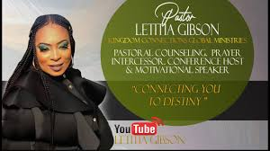 Don't Settle For A Quick Fix!-Pastor Letitia Gibson-Kingdom Connections  Global - YouTube