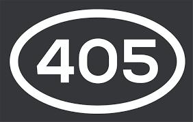 Amazon Com 405 Area Code Sticker Oklahoma Oklahoma City Bethany Del City City Pride Vinyl Decal Sticker Car Waterproof Car Decal Bumper Sticker 5 Kitchen Dining
