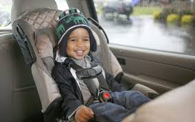 child restraints and car seat safety