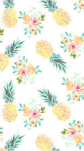 pineapple iphone wallpapers top free