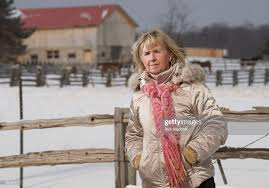 02/19/09 - CALEDON, ONTARIO - Penny Richardson, president of a group...  News Photo - Getty Images