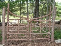 inspiring rustic garden gates design 45