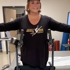 Dance Moms' Abby Lee Miller Dances After Being In Wheelchair