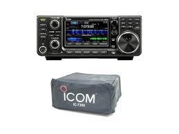 icom ic 7300 touchscreen 100w hf 50mhz
