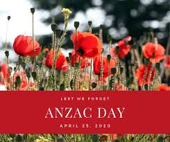 Red Poppies Photo Anzac Day Wishes ...