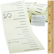 Diy Growth Chart Vinyl Pflag