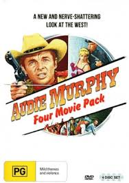Audie Murphy Four Movie Pack by Madman - Shop Online for Movies, DVDs in  the United States