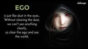 ego ego quotes