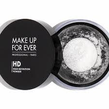 makeup forever high definition powder