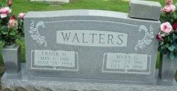 Myra Gibson Walters (1916-1998) - Find A Grave Memorial