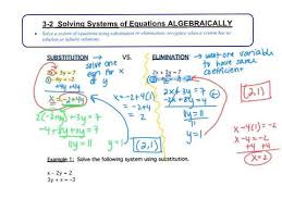 3 2 solving systems of equations
