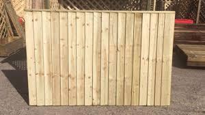 Grange 6ft High Wooden Elite St Malo Garden Fence Panel 4 Or More Panel X 9 For Sale Ebay