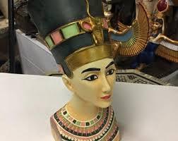 Nefertiti bust | Etsy