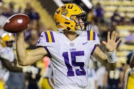 LSU quarterback Myles Brennan 'throws the ball like Jarrett Lee'