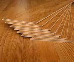 remove wax buildup from laminate floors