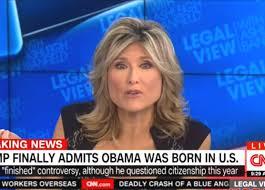CNN's Ashleigh Banfield Trolls Trump in Very Trump-Like Fashion