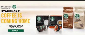 nestle starbucks and nescafe lazada voucher codes