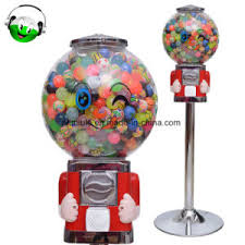 gumball machine candy toy bouncy ball
