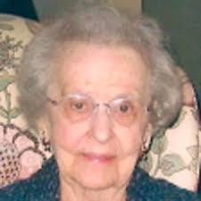 MARY KRUGH (1914 - 2014) - Obituary
