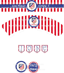 Kit Atletico De Madrid Atletico De Madrid Imagenes Minnie Atleta