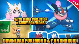 Download Game Pokemon Xy For Android - yellowsmith