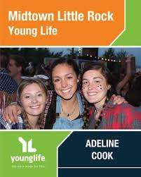 Midtown Little Rock Young Life — Adeline Cook by Young Life - issuu