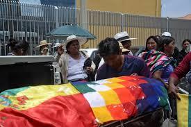 """Resultado de imagen de muertos bolivia"""""""