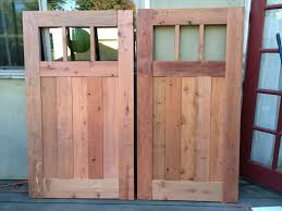 Finished Diy Redwood Craftsman Fence Gate Shirley Chris Projects Blog