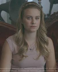 WornOnTV: Polly's pink top with beading on Riverdale | Tiera Skovbye |  Clothes and Wardrobe from TV