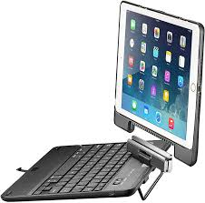 Amazon.com: NEW TRENT Airbender iPad case with Keyboard, Detachable  Wireless Bluetooth iPad Keyboard case, Comfortable Typing, Ultimate  Protection for iPad 6th Generation Keyboard, iPad air 2 Keyboard case
