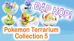 Cùng ngắm Pokemon Ball thủy tinh trong suốt với Terrarium ...