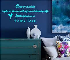 Once In A While Fairy Tale Vinyl Wall Decal Sold By International Expressions On Storenvy