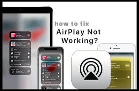 how to fix your airplay problems
