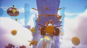 Angry Birds Go! Turbo Edition Exclusively on Hatch - YouTube