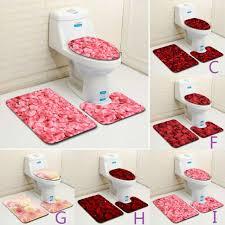 toilet seat cover rug toilet tank