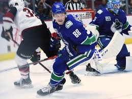 Canucks send Adam Gaudette down to the AHL, because they wouldn't stop  winning | Vancouver Courier