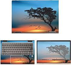 Amazon Com Decalrus Protective Decal Sunset Skin Sticker For Lenovo Yoga 730 13 13 3 Screen Case Cover Wrap Leyoga730 13 59 Electronics