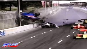 Jeff Krosnoff Fatal Crash 1996 CART Toronto - YouTube