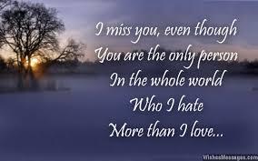 i miss you messages for ex husband com