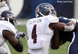 Pelini: Glanton Getting Better – FAU Owl's Nest