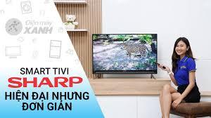 Dòng Smart Tivi Sharp SA5500X (40 inch, 50 inch) - YouTube