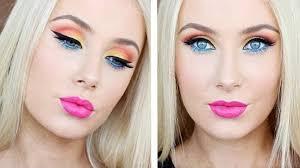 makeup tutorial achieve a super bright