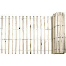 Wood Snow Fencing Fencing The Home Depot