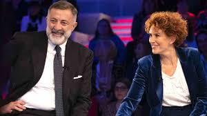 Luca Barbareschi e Lucrezia Lante Della Rovere insieme a teatro