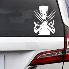 Any Truck And Car Decals X Men Wolverine Vinyl Stickers Graphics Art Superheroes Car Truck Graphics Decals Auto Parts And Vehicles Tamerindsa Com Ar